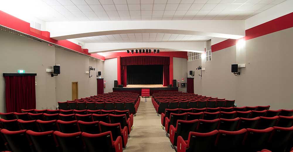 Restauro teatro del Meloncello