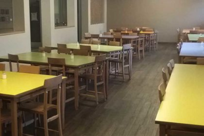 nuova mensa Antoniano onlus