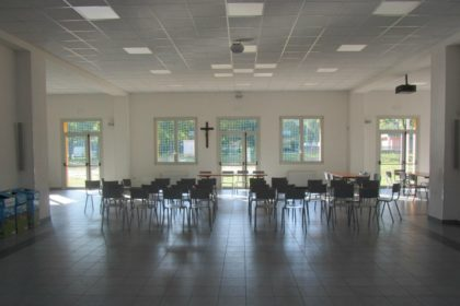 Edificio da adibire ad attività religiose e pastorali