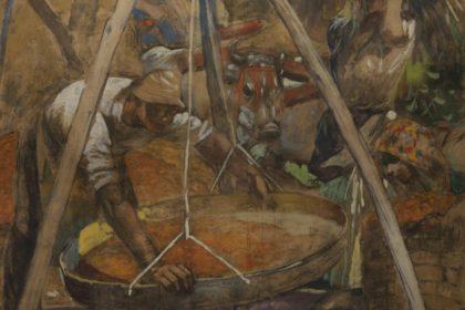 A Casa Saraceni esposta l'ultima acquisizione d'arte della Fondazione Carisbo