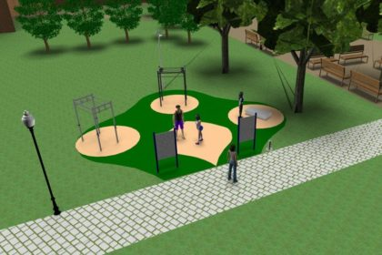 Ability Park: progetto park in motion