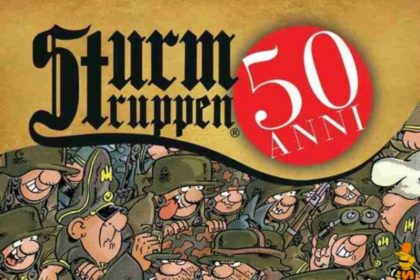"Mostra ""Sturmtruppen. 50 anni"""