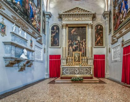 Chiesa Monumentale di San Girolamo della Certosa   Restauro Cappella di San Girolamo