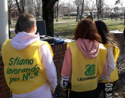 Legambiente Emilia-Romagna | Student scientists: monitoraggio dell'inquinamento in città