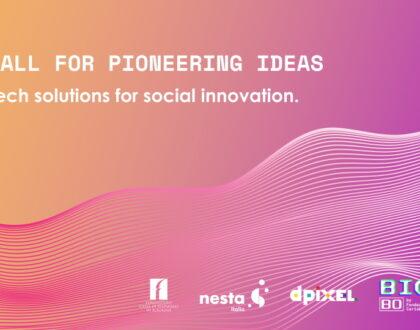 Fondazione Carisbo, Nesta Italia e dPixel annunciano le startup finaliste della Call for Pioneering Ideas