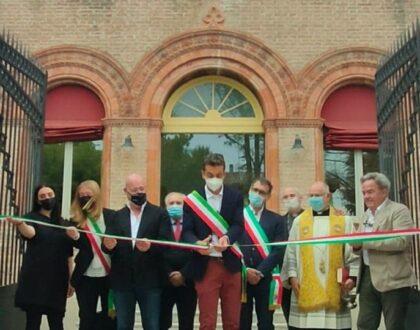 """Inaugurata """"Le Scuole"""", la nuova biblioteca-pinacoteca del Comune di Pieve di Cento"""